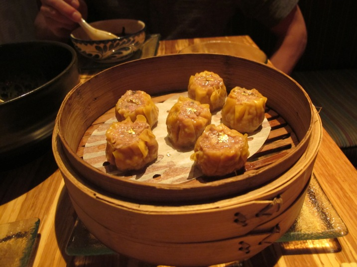 Twist on the traditional shumai