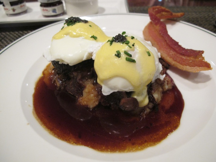 Short ribs benedict aka the only way to have a benedict now.