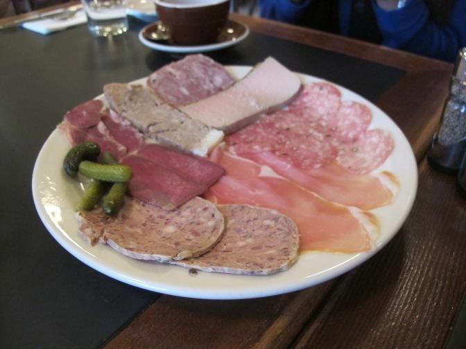 Meat platter. Enough said.